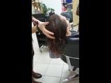 Спрей для дисциплины волос с лавандой