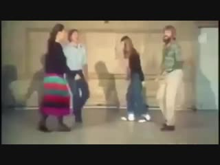 Танцы под техно, 1980-е| History Porn