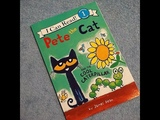 Pete The Cat and the Cool Caterpillar Children's Read Aloud Story Book For Kids By James Dean
