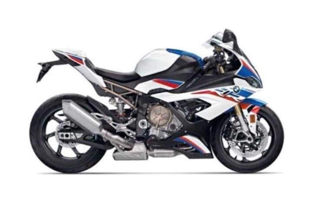 Характеристики BMW S1000RR 2019