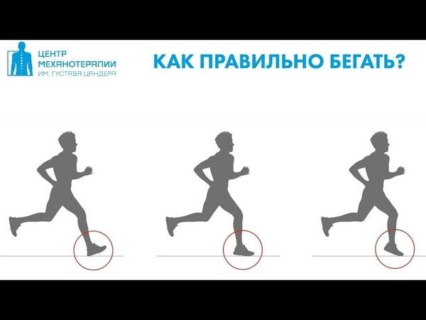 Как правильно бегать Центр Механотерапии