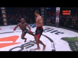 Carrington Banks vs. Mandel Nallo KO 12.10.2018 Bellator 207