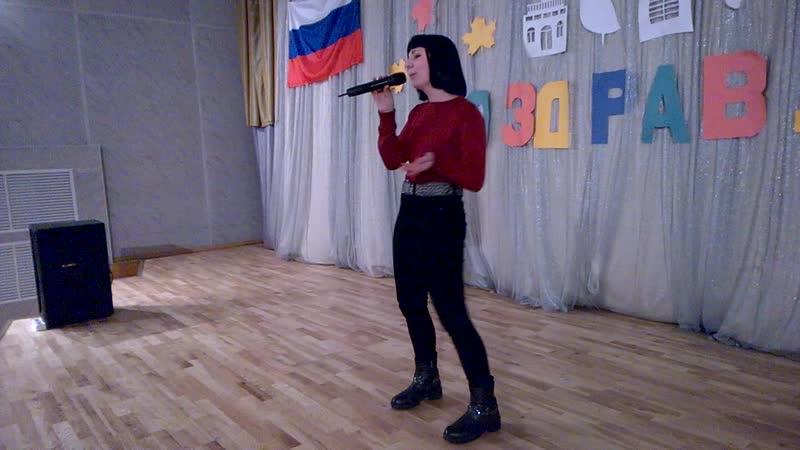 День Первокурсника 2018. Бумбокс - Вахтёры в исполнении Влады