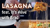 Binging with Babish Lasagna from Garfield (feat. It's Alive with Brad)