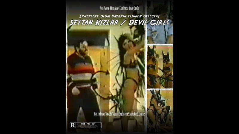Şeytan Kızlar Devil Girls (1985) Turkish Slasher - Full Film