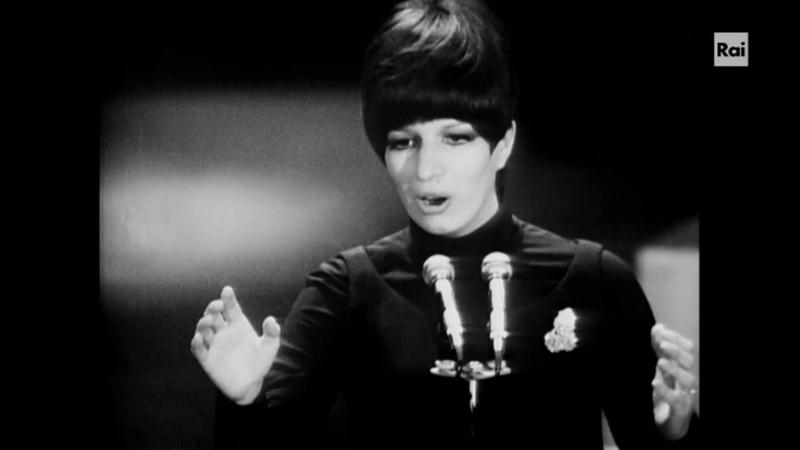 Iva Zanicchi - Per vivere (Live Sanremo 1968)