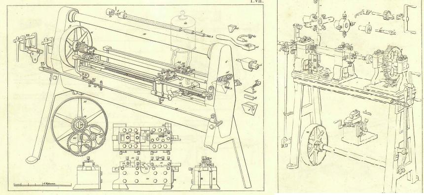 Высокотехнологичные механизмы эпохи возрождения. Часть 1