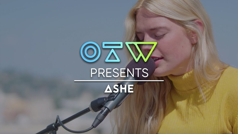 """Ashe - """"Sometimes People Suck"""" 