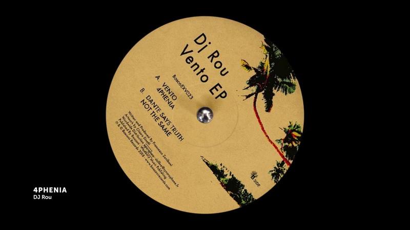 DJ Rou - 4Phenia