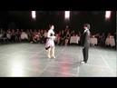 Ariadna Naveira Fernando Sanchez - vals - Tango Malevaje Festival 2012