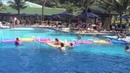 Galvão Bueno Bebado na Piscina - Crazy Man Brazilian In The Pool
