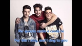 Il Volo - Canzone per te - TESTO - Video ( Lyrics ) sub ITA ENG