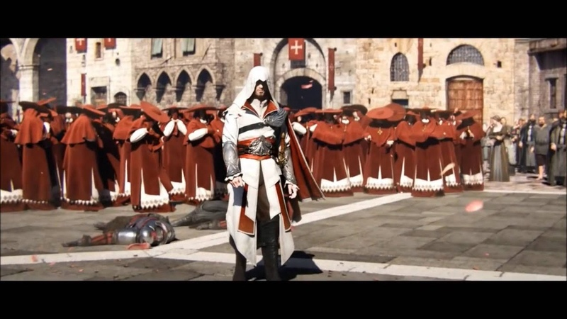 Ezio Trilogy Kings Never Die