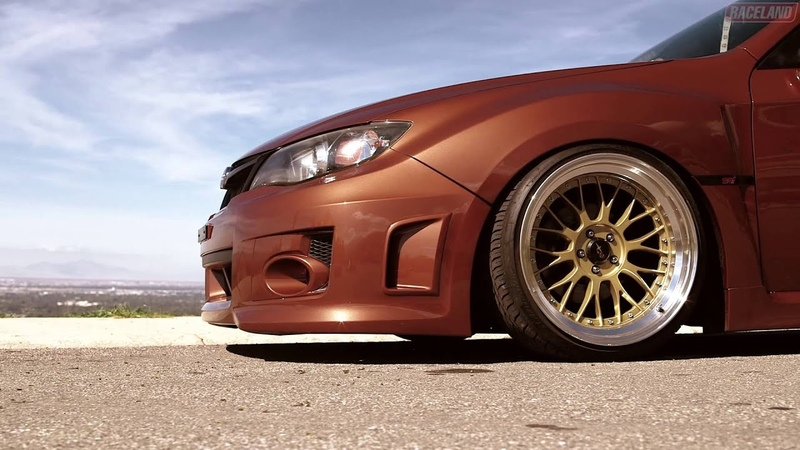 Subaru Impreza WRX GHGR Coilovers