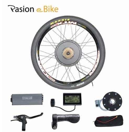 Мотор-колесо с отличными отзывами