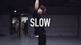 Slow - Sammie Shawn Choreography