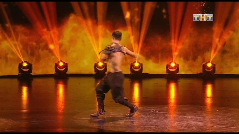 Танцы Виталий Уливанов