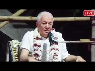 Что важно на сегодняшний день для преданного? - Е.М. Чайтанья Чандра Чаран Прабху
