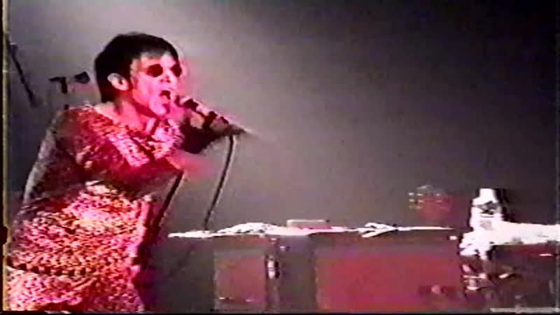 The Cramps — Love Me - 1997 Live in Texas