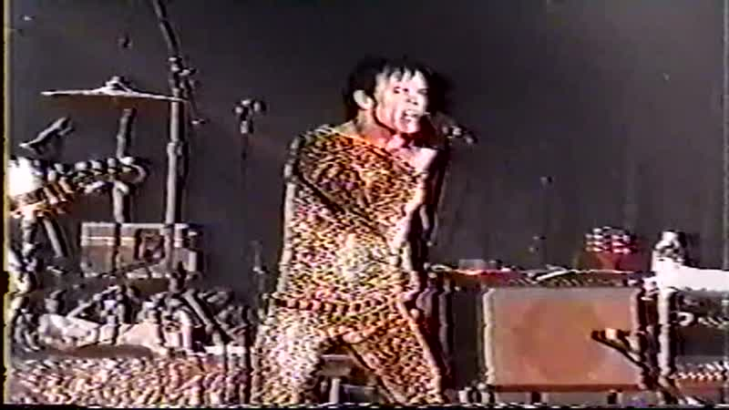 The Cramps — It Thing Hard On - 1997 Live in Texas