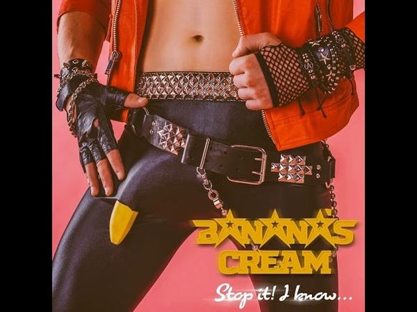 MetalRus.ru (Glam Metal). BANANA'S CREAM — «Stop It! I Know» (2018) [Full Album]
