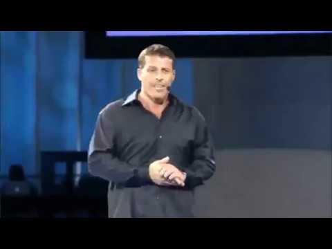 Выступление Тони Роббинса в DreamForce Ключи к выдающемуся успеху