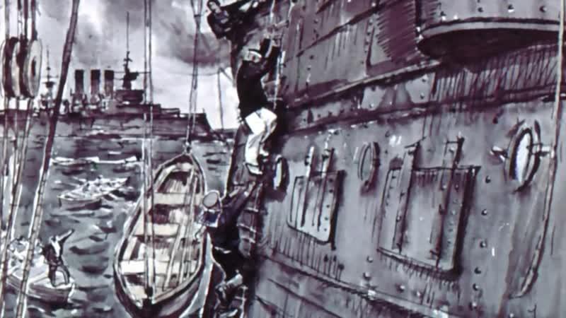 В этом флотском борще плавают обломки кораблекрушения.....