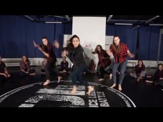 Dancehall choreo by Olya BamBitta//Get a buzz squad//Мот - Капкан