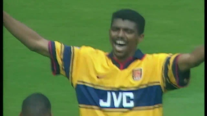 Arsenal - Middlesbrough Nwankwo Kanu's Goal (24.04.1999)