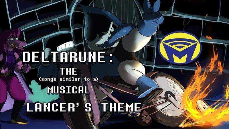 Deltarune the not Musical Lancer