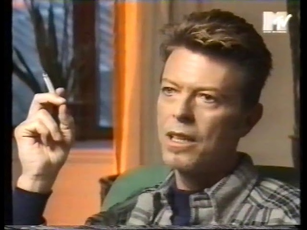 David Bowie 1996 01 27 Interview In Stockholm @ Mtv News