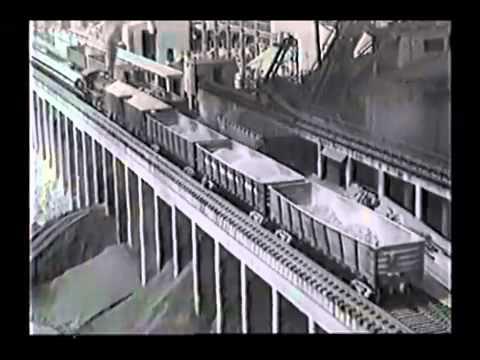 História de Volta Redonda - FILME 1 (Fundação da Cidade e construção da CSN)