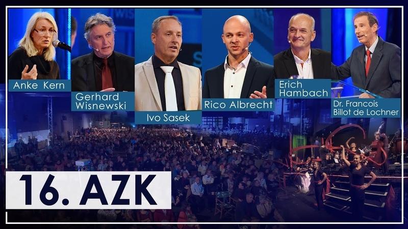 """16. AZK: Referat von Anke Kern: """"Digitalisiert in eine strahlende Zukunft – todsicher!"""""""