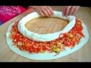 西北小强,卷饼做起来太慢?一半开水一半凉水和面,皮薄馅鲜,一次做22815