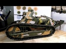 Building Takom 1 16 Scale Renault FT Tank From Start to Finish