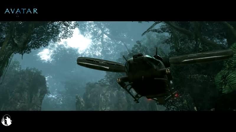 James Camerons Avatar The Game - Прибытие на планету Пандора - 1 серия Кампани