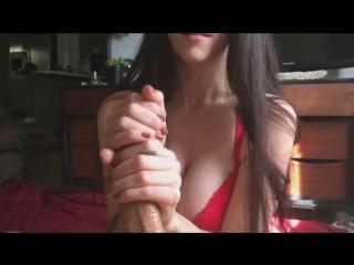 BUNNYBUTT - A HANDJOB IS STILL A JOB(POV/Amateur/Blowjob/Big Tits/Большие Сиськи/Минет/Порно/Домашнее/От первого лица)