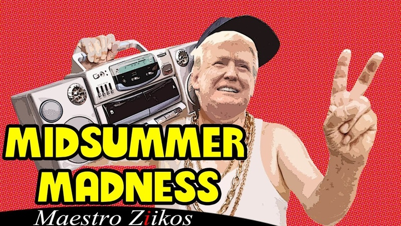 Trump Sings Midsummer Madness By 88rising, Joji, Rich Brian, Higher Brothers, AUGUST 08