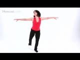 Pas de Bourree (Jazz Dance)