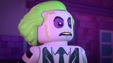 LEGO Dimensions - Beetlejuice Adventure World 100 Guide - All Collectibles