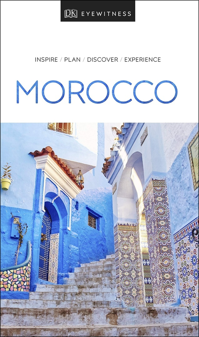 DK Eyewitness Travel Guide Morocco - 2019 Edition