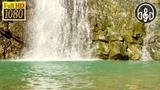 Нежные Звуки Водопада, Шум Падающей Воды. 4 Часа Релакса Для Сна