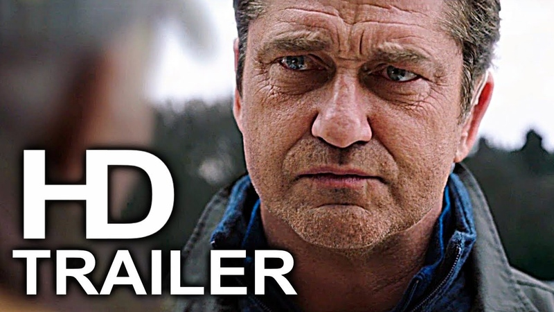 ANGEL HAS FALLEN Trailer 1 NEW (2019) Gerard Butler, Morgan Freeman Action Movie HD