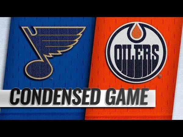 St. Louis Blues vs Edmonton Oilers   Dec.18, 2018   Game Highlights   NHL 2018/19   Обзор матча