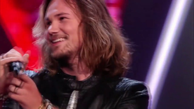 The Voice Good perfomances of rock bands without being from the united states or UK