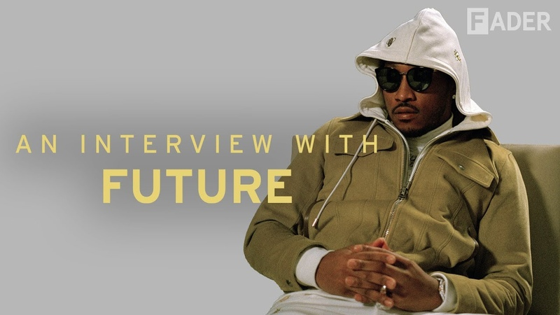 Future Is Tired of Making Your Wrongs Right The FADER Interview