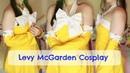 COSPLAY TUTORIAL | Levy McGarden Cosplay | Dress