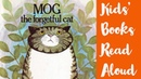 Mog the Forgetful Cat Books for Toddlers Read Aloud