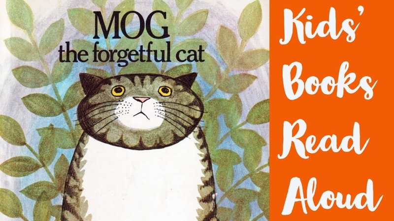 Mog the Forgetful Cat | Books for Toddlers Read Aloud