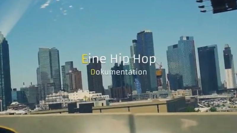 Kollegah MONUMENT Eine New York Hip Hop Doku Album Making Of 1